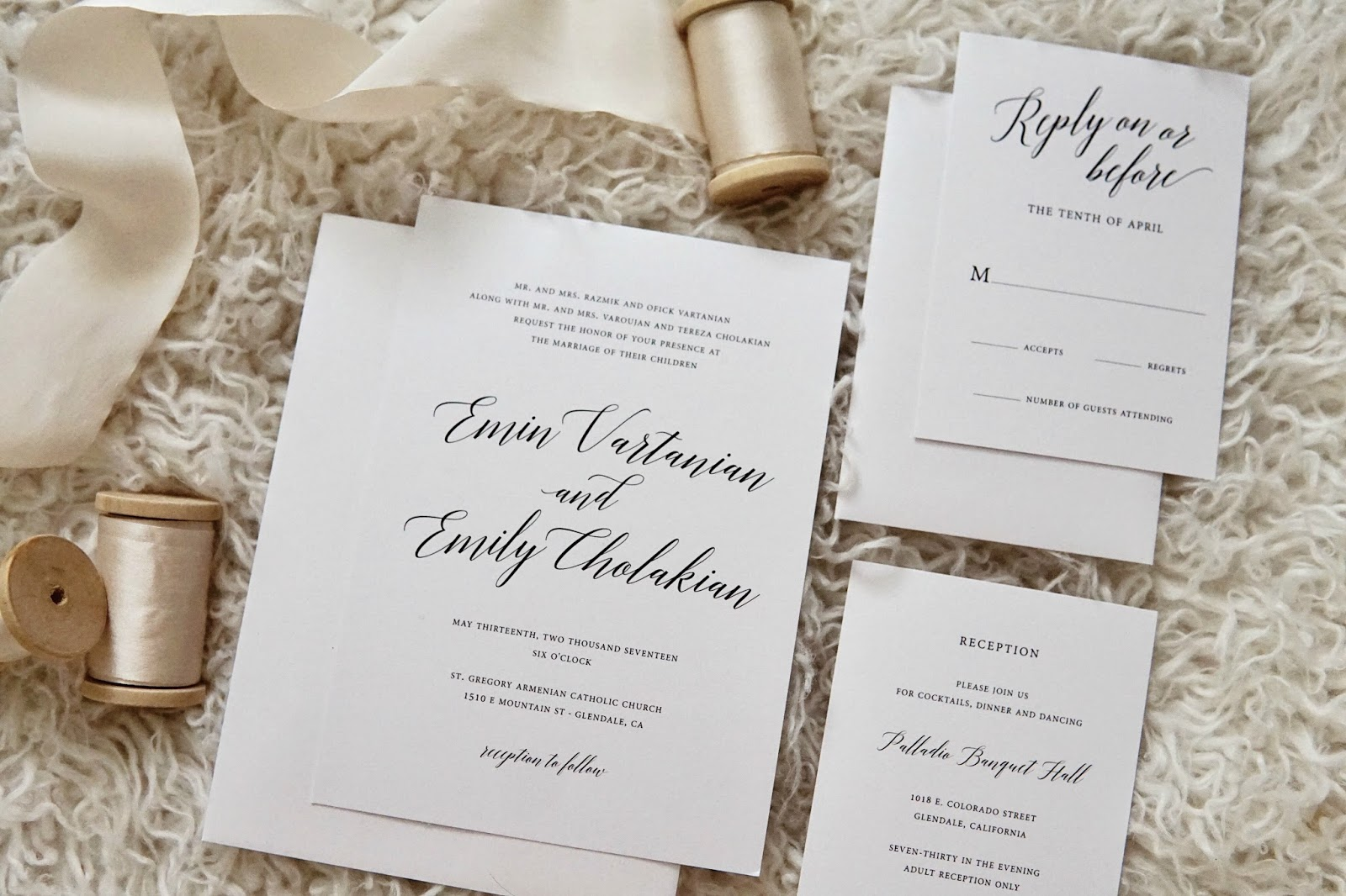 Wedding Invitation Makers: How To Make The Wedding Invitation Process Easier + My