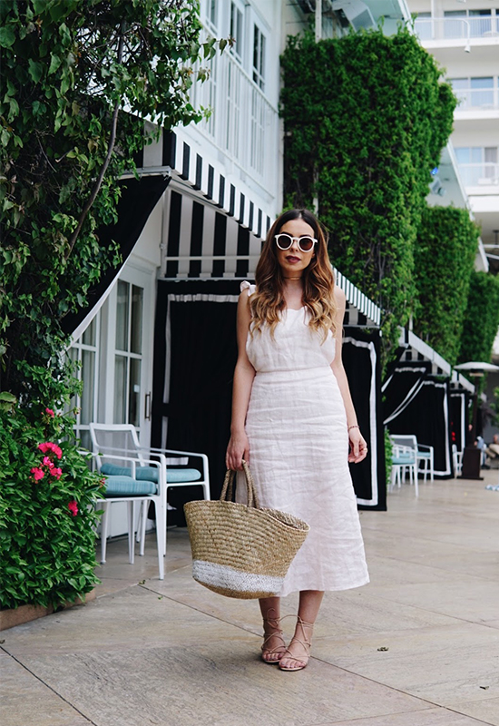A Staycation at The Beverly Hilton with American Express