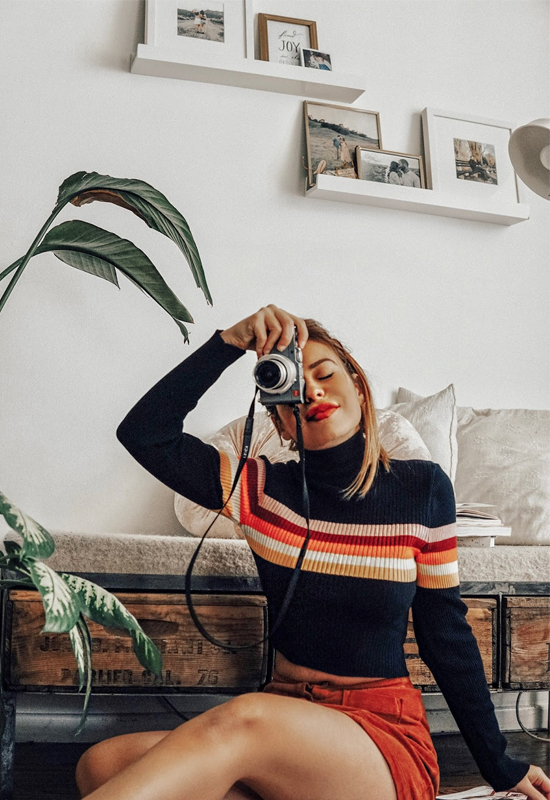 Best Cameras for Bloggers and Instagram Content