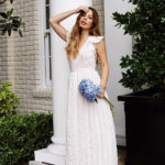 Emily Vartanian WHAT TO WEAR FOR AN OUTDOOR BRIDAL SHOWER A