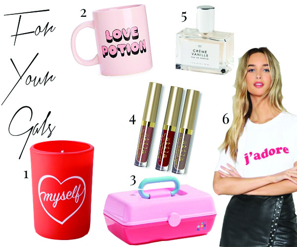 Valentine's day gift guide for friends